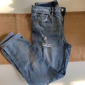 Boyfriend jeans (girlfriend)